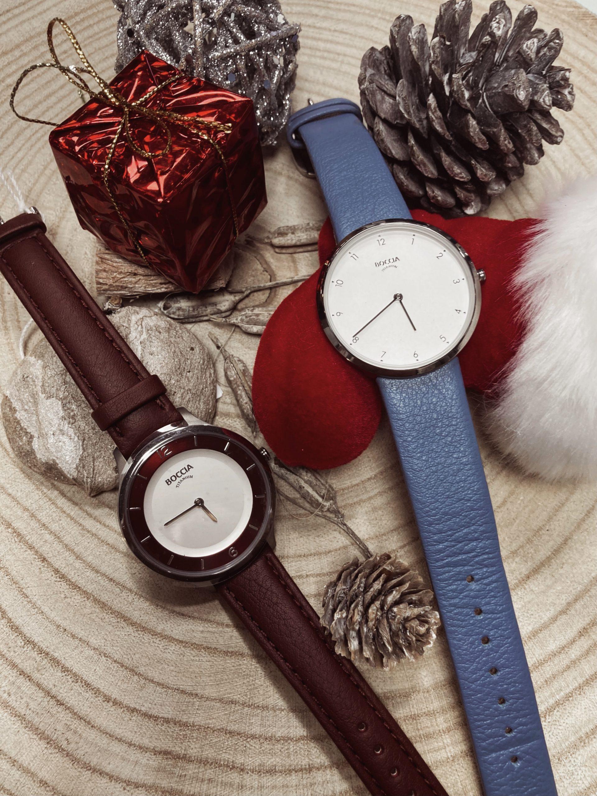 Selection de montres pour femme.